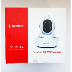 Rotating HD WiFi Camera