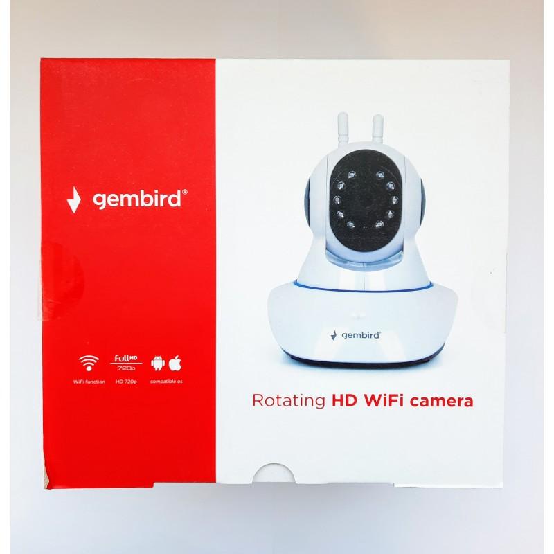Rotating HD WiFi Camera