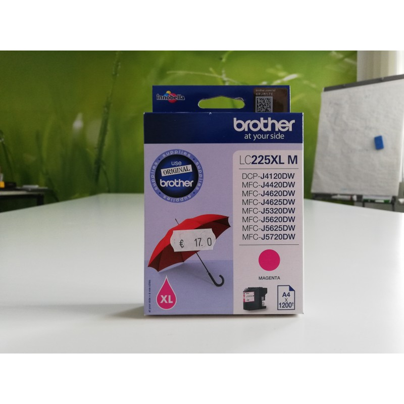 Brother LC225XL Magenta