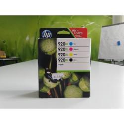 HP 920XL 4-Pack