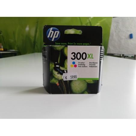 HP 300XL Dreifarbig