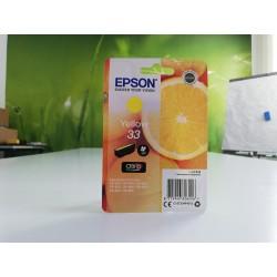 Epson 33 Yellow