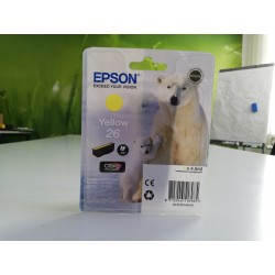 Epson 26 Yellow