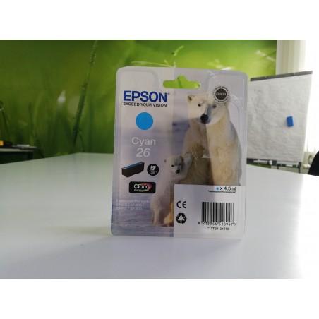 Epson 26 Cyan